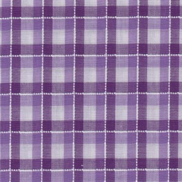 CK-3 (Purple & White Checkers with White Lines)