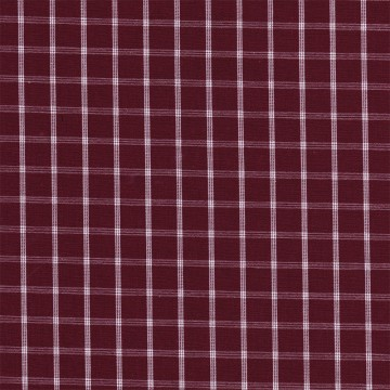 EY-1051 (Maroon with White Checkers)