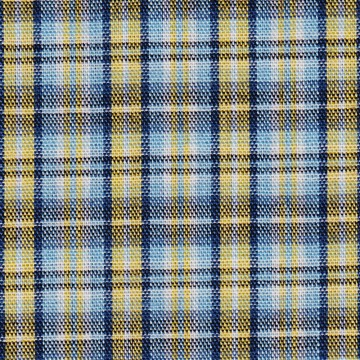 SU61 ( Lt.Blue , Navy , Yellow & White Check )