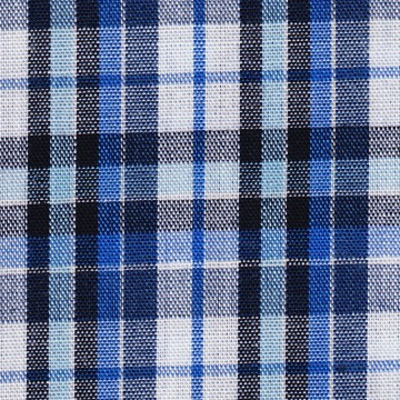 SU63 ( Lt.Blue,Navy, Royal Blue & White Check )